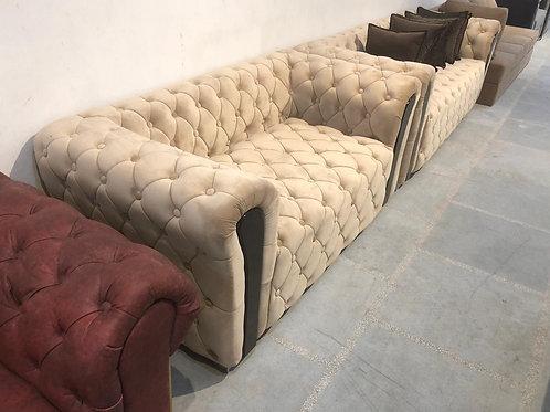 Heavy Upholstery Designer Sofa
