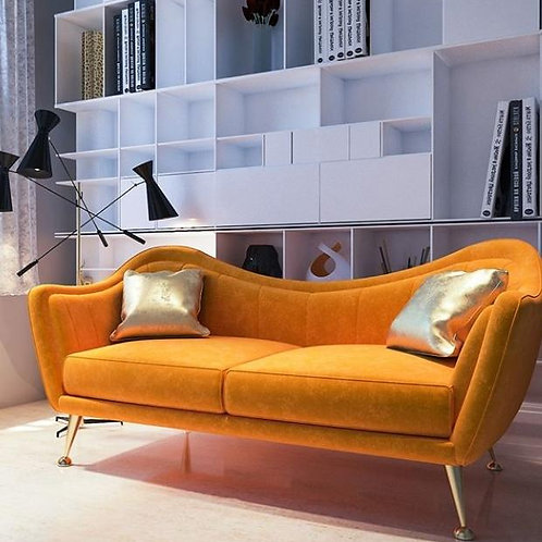 Super Glam Designer Sofa