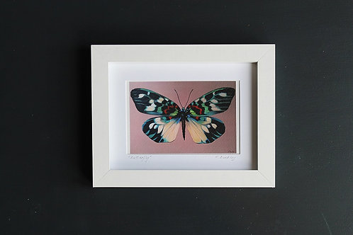 "Limited edition print ""Butterfly"""