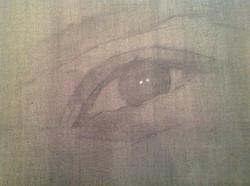 Detail eyes