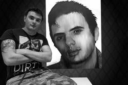Patrick Irving Portrait