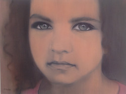Skye Portrait