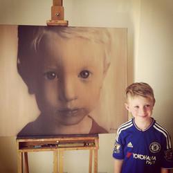 Olly Williams Portrait 2015