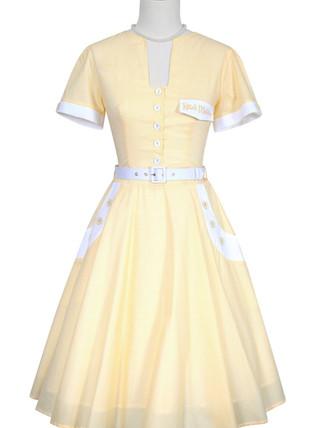 Kitten D'amour Love And Lemonade Dress.j
