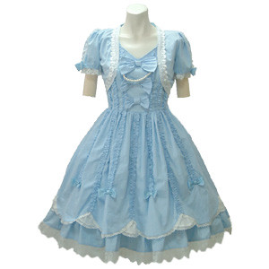 Bodyline Light Blue Lolita Dress.jpg