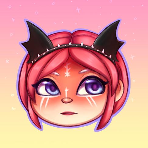 Commission: Dakumeow Icon