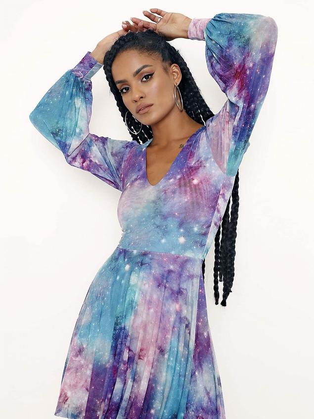 BM Galaxy Fairyland Sheer Romance Dress