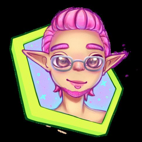 Junior Elf Portrait
