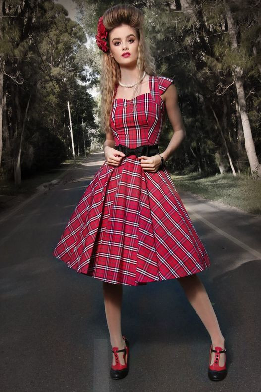 Kitten D'amour Checkmate Dress.jpg