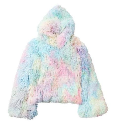 ACDCRAG Pastel Ecofur rainbow jacket.jpg