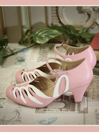 Kitten D'amour Tap Dance Shoes Pink