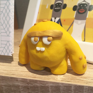 Monster - Clay