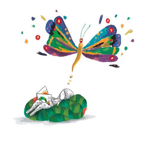Inspiring Hungry Caterpillar