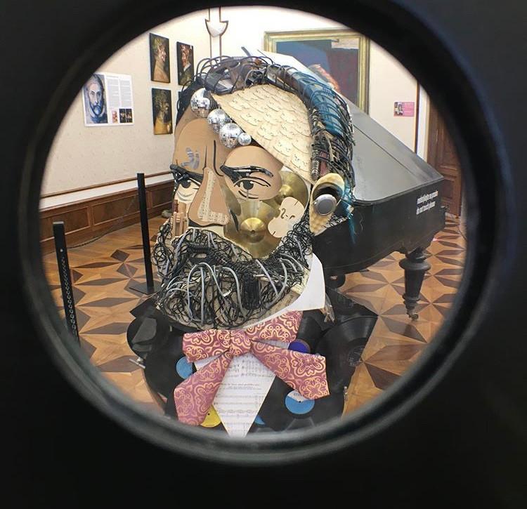 Leanne Coelho Illusion Museum, Prague
