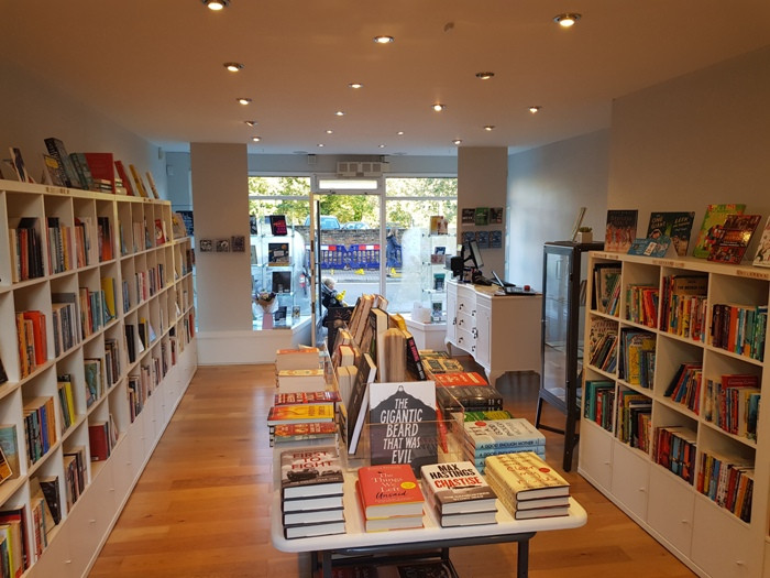 Leanne Coelho Our Bookshop, Tring