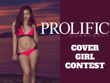 COVER GIRL CONTEST