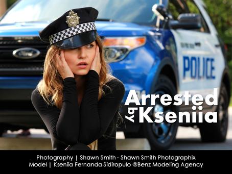 PQs Arrested by Kseniia