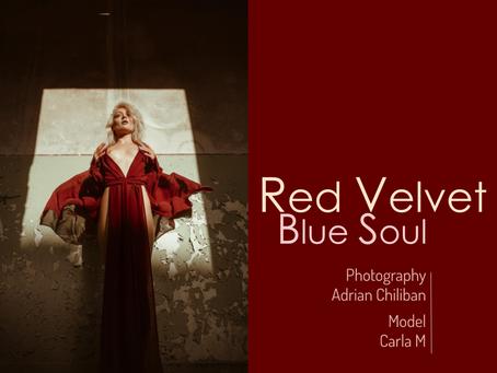 PQs Red Velvet Blue Soul