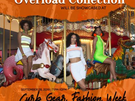 Curb Gear Fashion Week featuring Designer DeJohnea Bianca's Overload Collection