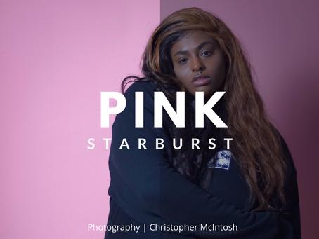 PQs Pink Starburst.
