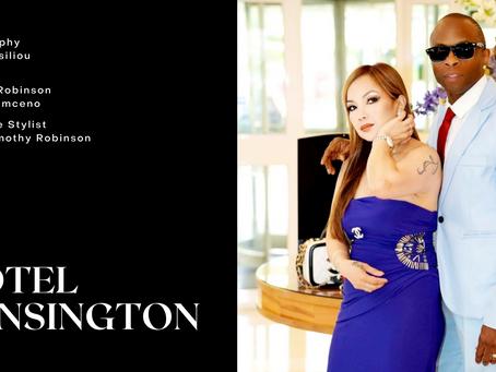 PQs Hotel Kensington.