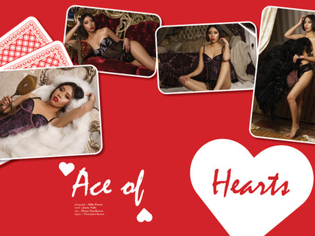 PQs Ace of Hearts.
