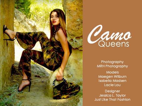 PQs Camo Queens