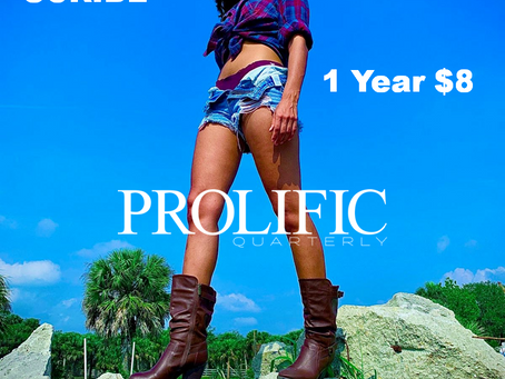 Subscribe to Prolific Quarterly
