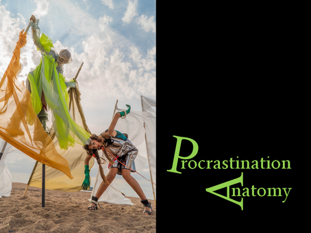 PQs Procrastination Anatomy