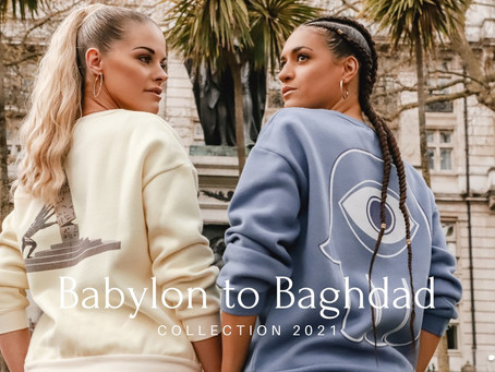 PQs Babylon to Baghdad Collection 2021.