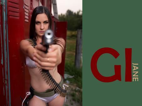 PQs G.I. Jane