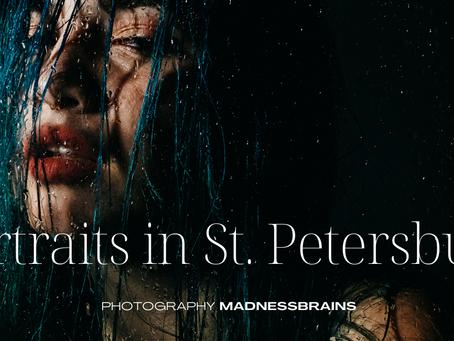 PQs Portraits in St. Petersburg.