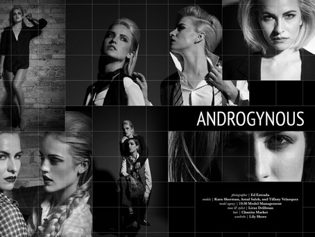 PQs Androgynous.
