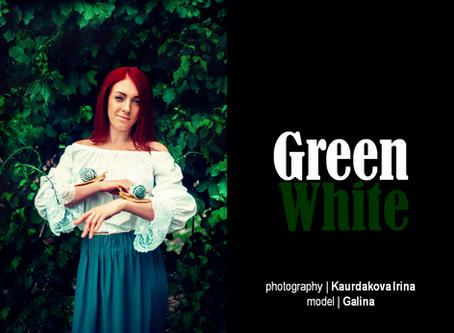 PQs Green & White.