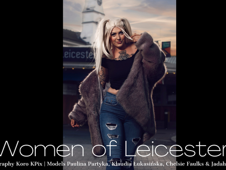 PQs Women of Leicester.