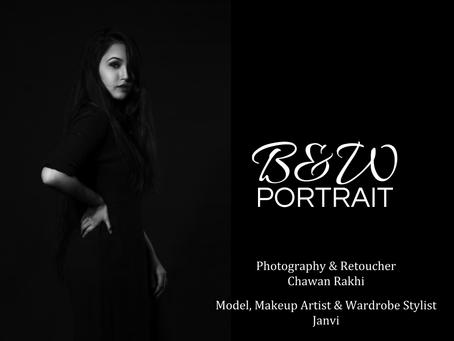PQs B&W Portrait