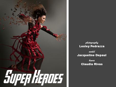 PQs Super Heroes
