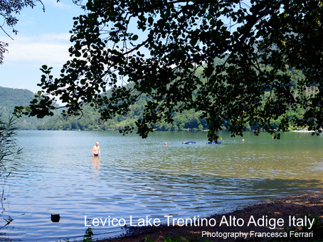 PQs Levico Lake Trentino Alto Adige Italy.