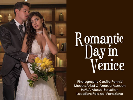 PQs Romantic Day in Venice