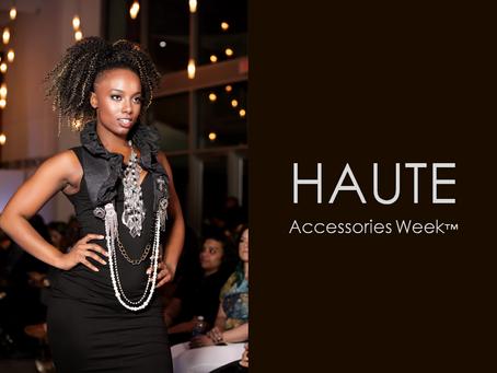 PQs Events HAUTE Accessories Week™
