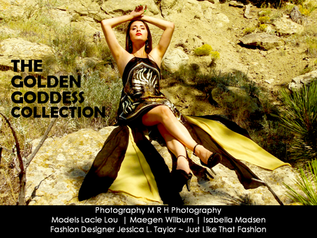 PQs The Golden Goddess Collection