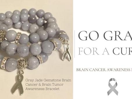 LETS SUPPORT BRAIN CANCER TOGETHER.