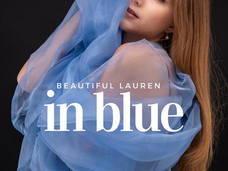 PQs Beautiful Lauren in Blue.