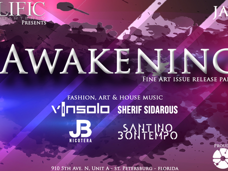 PQs Awakening - Fine Art Issue Release Party