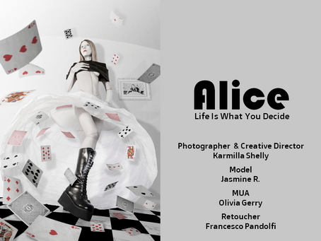 """PQs """"Alice, Life Is What You Decide"""""""