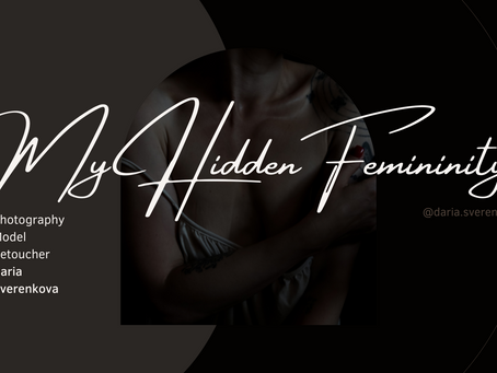 PQs My hidden femininity.