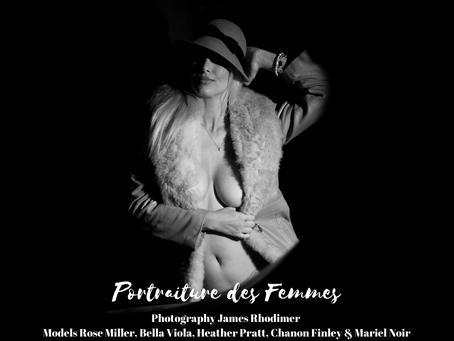 PQs Portraiture des Femmes.