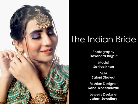 PQs The Indian Bride.