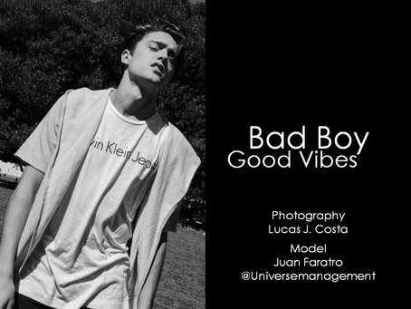 PQs Bad Boy Good Vibes