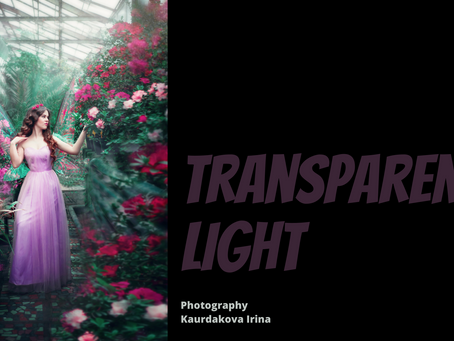 PQs Transparent Light.